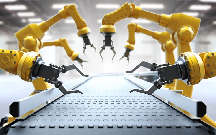 Significance of using robots in manufacturing