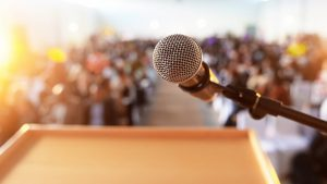 Learn to public speak and sell more